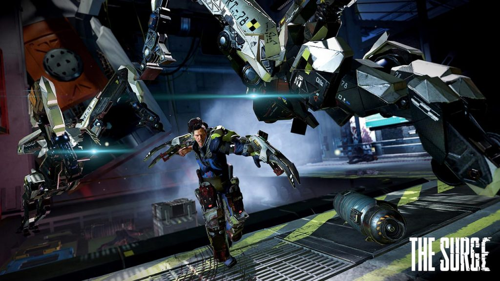 The Surge Free Demo Next Week on PC, PS4 & Xbox One
