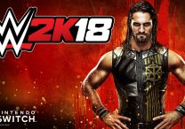 WWE 2K18 Launching on Nintendo Switch in October