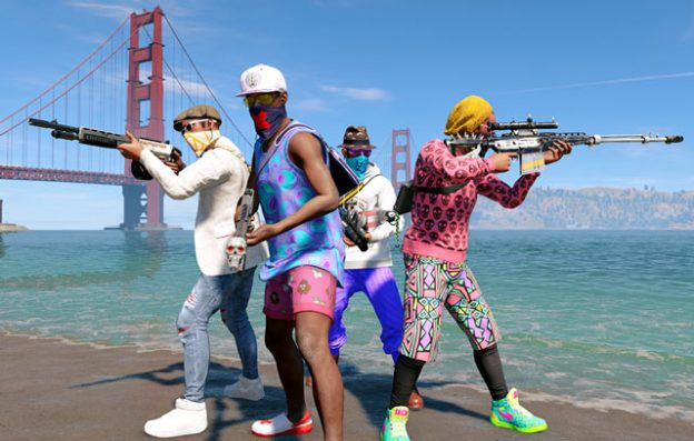 Watch Dogs 2 Update 1.16 Patch Notes Features New Four Player Party Mode