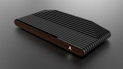 Wooden Panel Ataribox