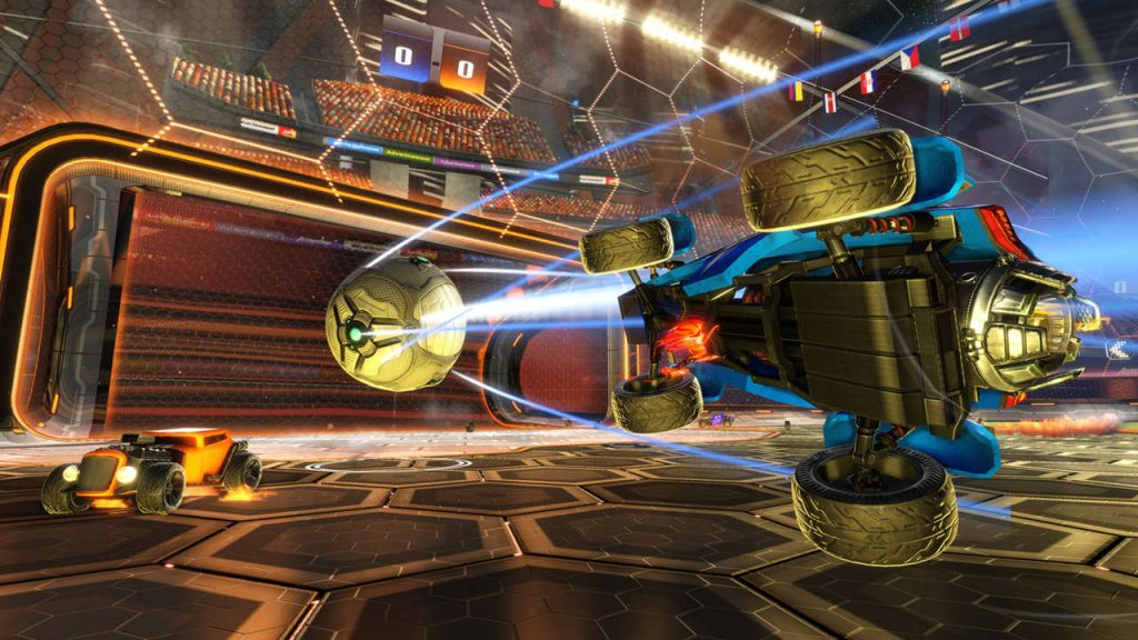 Xbox Live New Weekly Deals Revealed - Rocket League, Watch Dogs 2