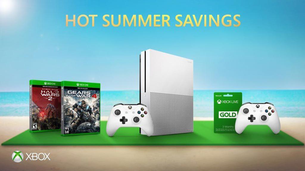 Xbox One Minecraft & Battlefield 1 Bundles in New Summer Sale