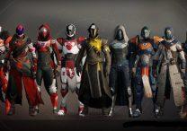 destiny 2 beta armor sets