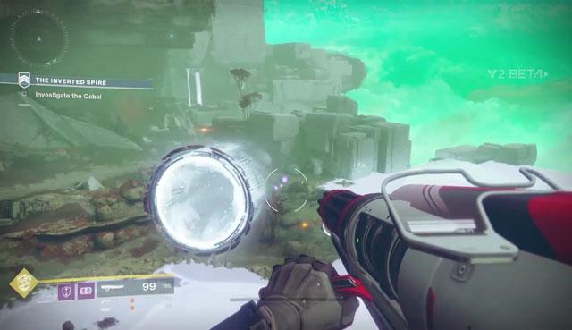 destiny 2 beta secret vex launchers nessus