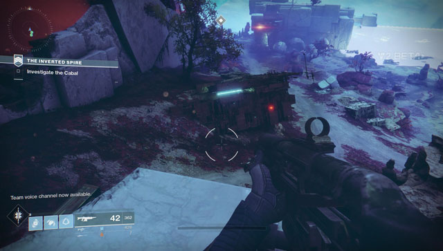 destiny 2 inverted spire strike walkthrough