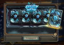 hearthstone update knights of frozen throne