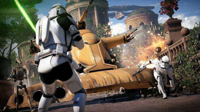 star wars battlefront 2 multiplayer beta announced
