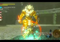 zelda botw gold lynel locations