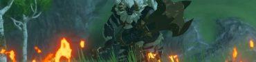 zelda botw how to kill white lynel master mode