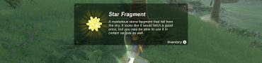 zelda botw star fragment farming glitch