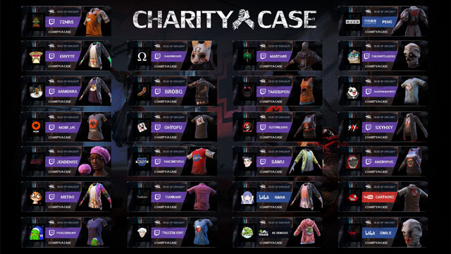 Dead by Daylight Charity Case and Doctor Update are Now Live