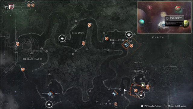 Destiny 2 European Dead Zone EDZ Preview Featuring Lost Sectors and More
