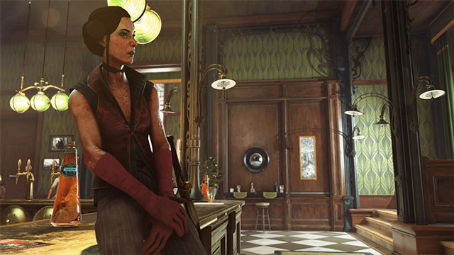 Dishonored Death of the Outsider Contracts New Mercenary Missions