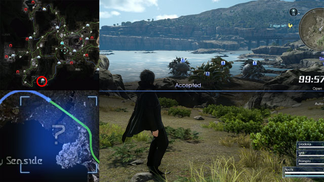 FFXV August 29th Timed Quest Rush Contest Round 9