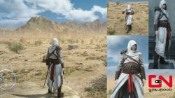 FFXV Noctis Assassin's Creed Outfit