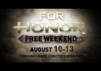For Honor Free Weekend For All Players Along With a 50% Discount Price