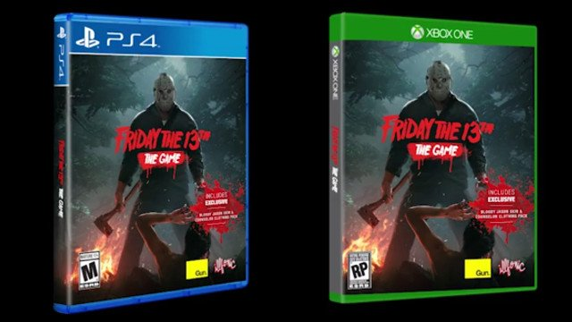 Friday the 13th Physical Edition Release Date Revealed
