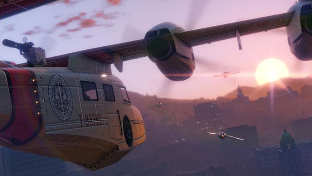 GTA V Online Smuggler's Run New Content Update 1.41 Information