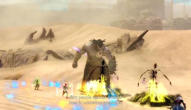 Guild Wars 2 Elite Specializations Development Process Story