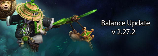 HOTS August Balance Update Throws Nerfs Left and Right