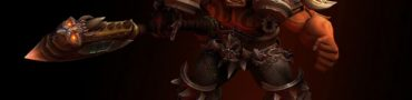 HOTS New Hero Garrosh is Now on Live Servers With the Update