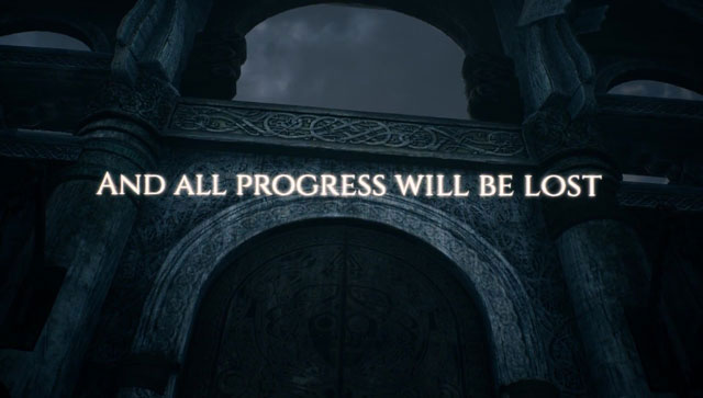 Hellblade All Progress Lost for too much dying myth might be false