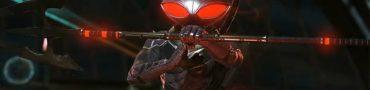 Injustice 2 Black Manta Gameplay Trailer Revealed