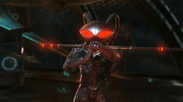 Injustice 2 Black Manta Gameplay Trailer Revealed
