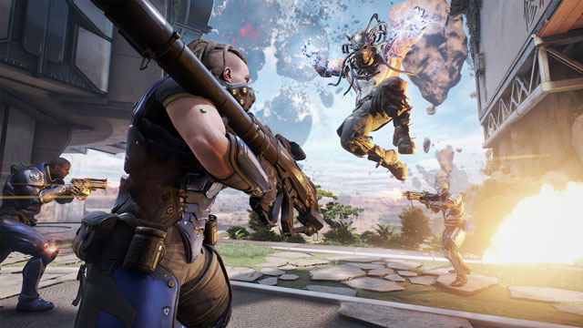 LawBreakers is Available Now on PC and PlayStation 4