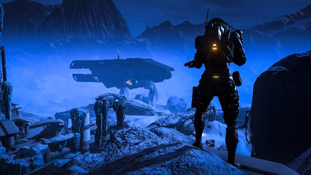 Mass Effect Andromeda Update 1.10 Full Patch Notes
