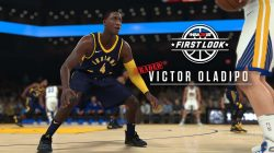NBA 2K18 First Look at Victor Oladipo Indiana Pacers