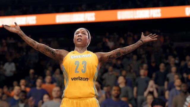 NBA Live 2018 First One To Introduce WNBA