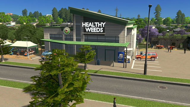 New Cities Skylines Expansion Green Cities Out Later This Year