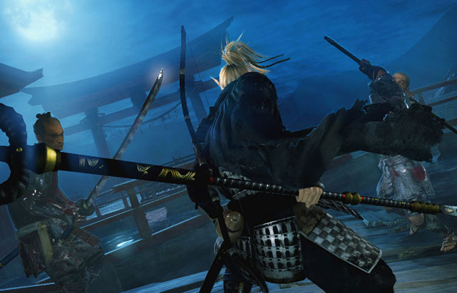 Nioh 1.16 Update Adds a New PvP Feature Battles of Skill