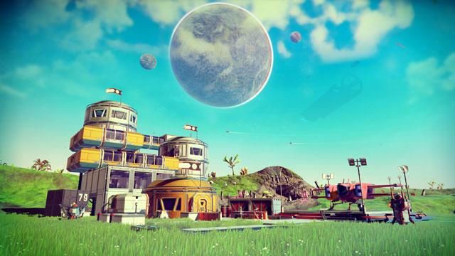 No Man's Sky Atlas Rises Update Version 1.32 Notes