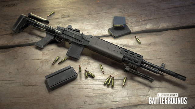 PUBG Early Access Month 4 Update New Weapon