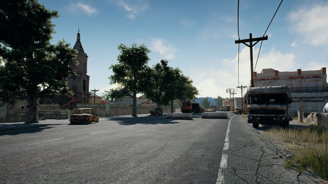 PUBG First Person Servers are now Available for Squads as Well