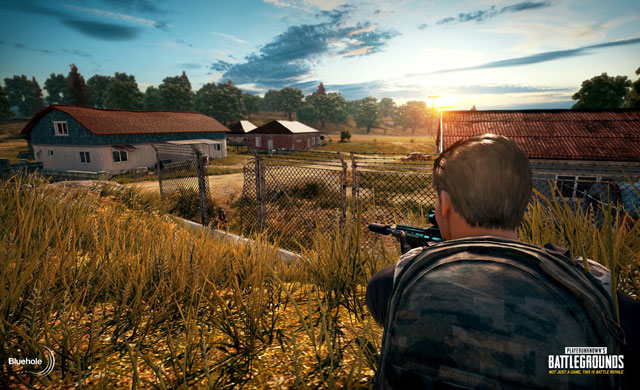 PUBG Merchandise Gear Features T-Shirts and a Hoodie for a Start