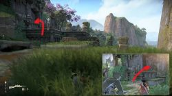 Peacock Token Location Uncharted The Lost Legacy