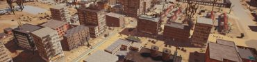 PlayerUnknown's Battleground Desert Map New Screenshot Shows Town