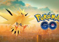 Pokemon GO New Legendary Bird Zapdos is Now Available