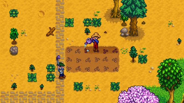 Stardew Valley Multiplayer Details Revealed by Developers