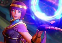 Street Fighter V Menat New DLC Character Reveal Trailer Released