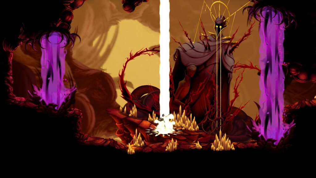 Sundered Offers Much More than Your Usual Metroidvania