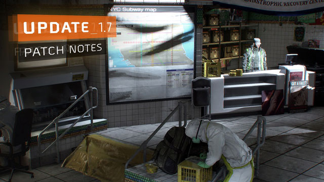 The Division Update 1.7 Brings Major Features Including Loot Boxes