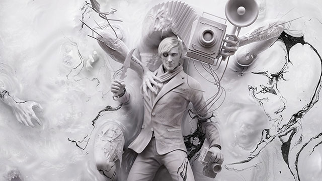 The Evil Within 2 Stefano Valentini Photographer and His Story Trailer