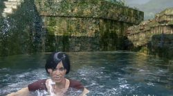 Uncharted Lost Legacy Halebidu Dam Water