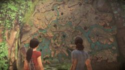 Uncharted The Lost Legacy Relief Map