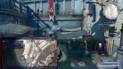 assassin flag location market