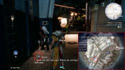 assassin medallion alley